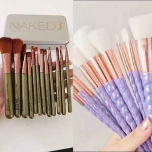 Naked3 & Unicorn Makeup Brushes Sets 22 Pieces for Sale in Queens, NY