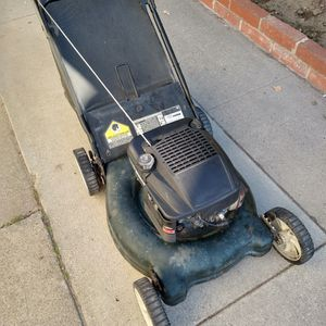 """Bolens (21"""") (fully maintenance) (ready to mow) Lawn Mower for Sale in Garden Grove, CA"""