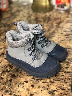 KIDS SNOW BOOTS for Sale in Houston, TX