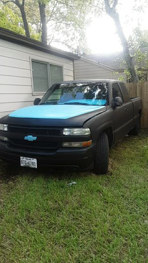 Full part out oem hd front 99 Silverado for Sale in Houston, TX