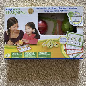 Imaginarium Learning Fruit Fraction set for Sale in Beverly Hills, CA