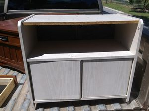 TV stand asking $20 for Sale in Pensacola, FL