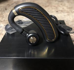 New Bluetooth It works with all phones. Black and Gold color, The price is firm for Sale in Stone Mountain, GA