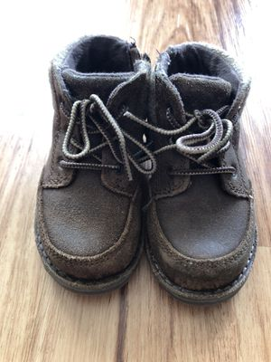 Toddler boy UGG winter shoes/boots, size 7 for Sale in Alexandria, VA