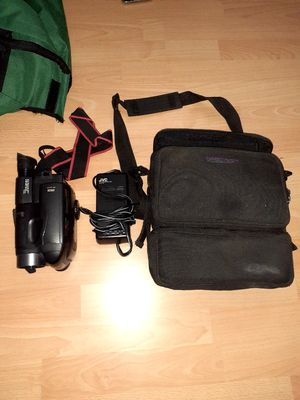 jvc camera with charger no battery for Sale in Fort Lauderdale, FL