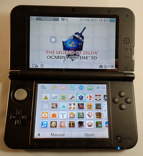Nintendo 3DS XL with 200 Games for Sale in Pittsburg, CA - OfferUp
