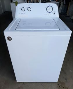 Washer Amana (FREE DELIVERY & INSTALLATION) for Sale in Hialeah,  FL