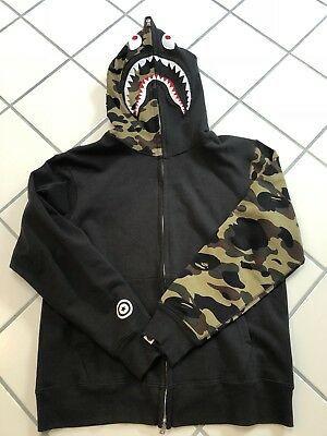 Camo Full Zip Bape Hoodie for Sale in Detroit, MI