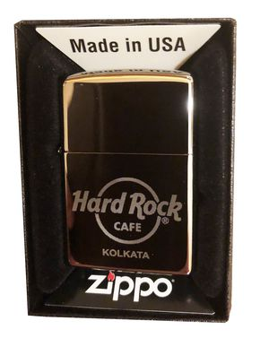 Hard Rock Cafe KOLKATA Collectible ZIPPO Lighter for Sale in Hainesville, IL
