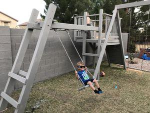 Backyard Swing Set & Playground for Sale in Waddell, AZ