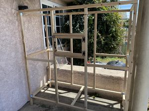 100% Hand Made Bird Cage, Reptile Cage, Dog House, Play House, Mail Box, Storage Unit Etc. for Sale in Los Angeles, CA