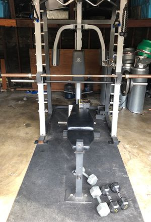 Golds gym set for Sale in Whittier, CA