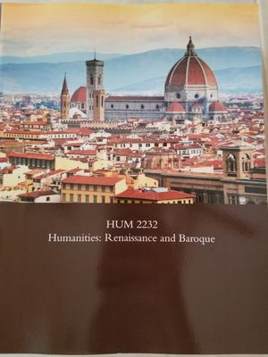 Humanities: Renaissance and Baroque by Sayre for Sale in Orlando, FL