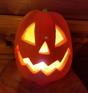 Light up Jack o Lantern for Sale in Minot, ND