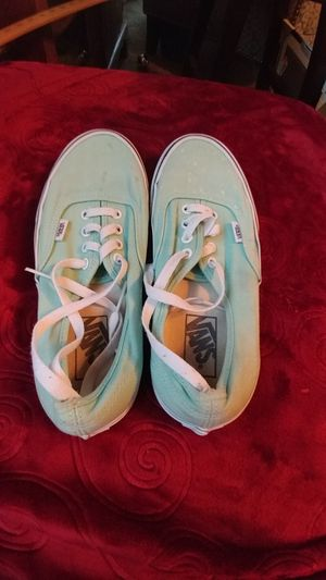 Vans tennis shoes for Sale in Salt Lake City, UT