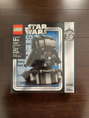 Lego 75227 Darth Vader bust 20th Celebration Star Wars Target Exclusive for Sale in Manassas, VA