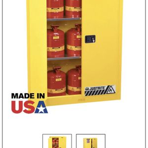 Justrite Flammable Liquid Storage Cabinet for Sale in Bothell, WA