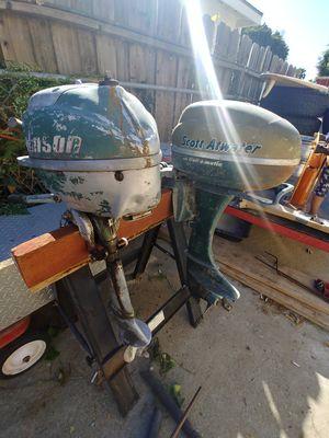 2 Boat Motors for Sale in Torrance, CA