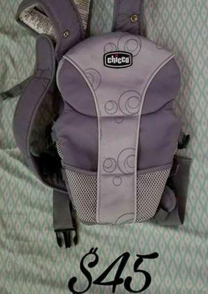Chicco Vega Ultrasoft Baby Carrier for Sale in Las Vegas, NV