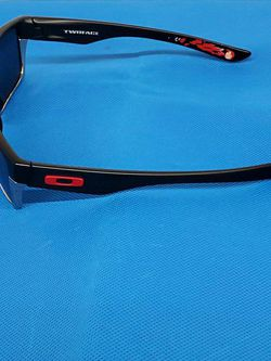 """Ferrari Oakley Two Face Matte Black W/ Black Iridium Sunglasses FAST SHIPPING. Condition is """"Pre-owned"""" CONDITION: (GC) GOOD USED CONDITION FROM A N for Sale in Lynnwood,  WA"""