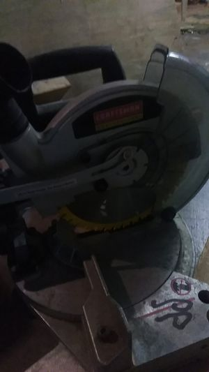 Craftsman circular table saw for Sale in Kansas City, MO