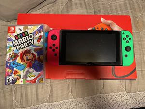Nintendo Switch for Sale in Rialto, CA