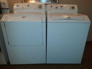 Maytag Neptune washer and gas dryer for Sale in Tacoma, WA