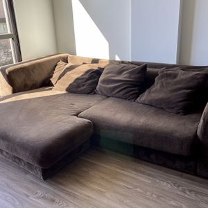 Brown Sectional Sofa for Sale in Scottsdale, AZ