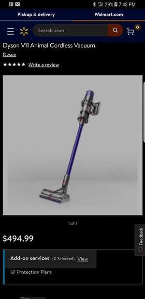 Dyson V11 animal vacuum for Sale in District Heights, MD