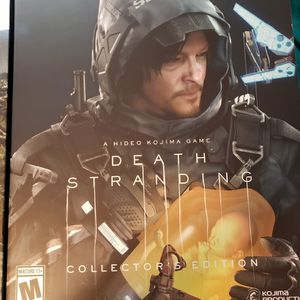 Death Stranding Collector's Edition (SEALED/BRAND NEW) for Sale in Fort Lauderdale, FL