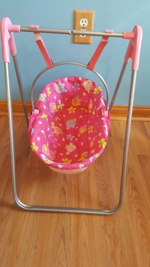 Baby doll swing for Sale in Crofton, MD