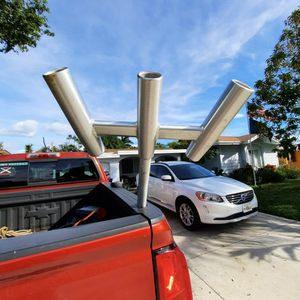 Triple Rod Holder for Sale in Fort Lauderdale, FL