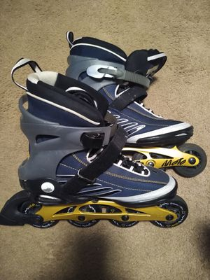 K2 roller blades size 9 mens for Sale in Mount Airy, MD