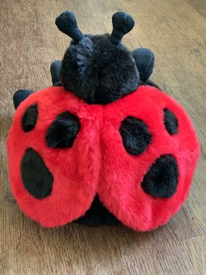 Plush ladybug for Sale in Lincoln, CA