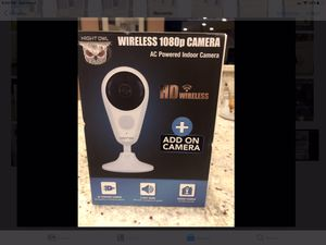 Night Owl Wireless Indoor 1080p Camera for Sale in Brandon, FL
