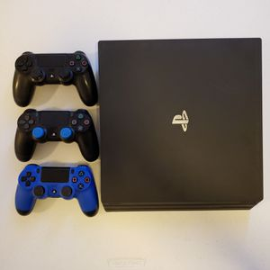 2TB Sony Playstation 4 Pro (PS4) Bundle for Sale in Los Angeles, CA