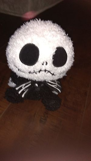 Nightmare Before Christmas Jack Plush for Sale in Costa Mesa, CA