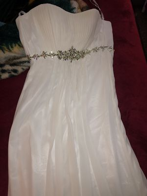 White and Silver Dress for Sale in Las Vegas, NV