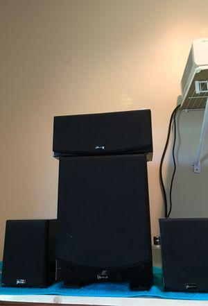 Subwoofer +4 speaker for Sale in Haymarket, VA