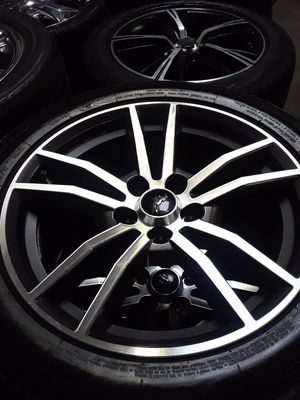 Explorer rims Fusion rims Mustang rims Flex rims Edge rims Ford rims Ford Wheels Explorer Wheels Mustang wheels fusion wheels selection for Sale in Fullerton, CA