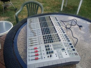 Crate mixing board for Sale in Columbus, OH