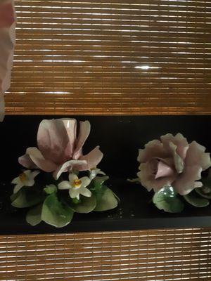 Antique ceramic roses for Sale in Alexandria, LA