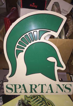 Spartan logo for Sale in Detroit, MI