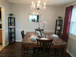 Dining and living room for sale!! Everything must go! for Sale in Hampton, VA