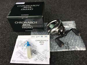 NEW! Shimano Chronarch MGL 150 XG Fishing Reel for Sale in Fullerton, CA