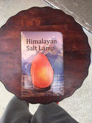 Himalayan salt Lamp for Sale in Orlando, FL