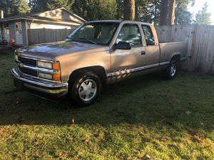 1997 Chevy Silverado for Sale in Sumner, WA