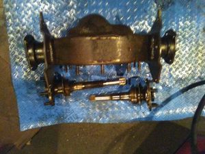 """Narrow FORD 9"""" rear end and axles for Sale in Arlington, WA"""