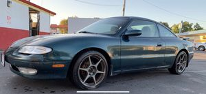 1993 Mazda MX-6 Standard Transmission Leather loaded LOW MILES for Sale in Prineville, OR