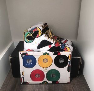 2008 Jordan Miro 7 lace pack DS (brand new/never worn) for Sale in Seattle, WA